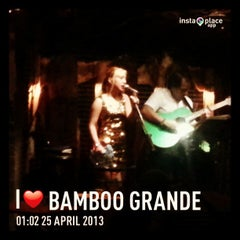 Photo taken at Bamboo Grande by Lester T. on 4/24/2013