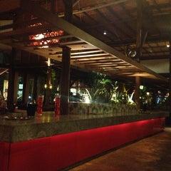 Photo taken at Restaurante Papa Capim by Leandro V. on 12/7/2012