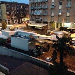 Photo taken at Hotel Amadeus by Milan on 11/20/2013
