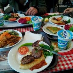 Photo taken at Köfteci Ramiz by İsmet O. on 1/15/2014