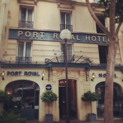 Photo taken at Port Royal Hotel by Yasmin E. on 6/25/2012