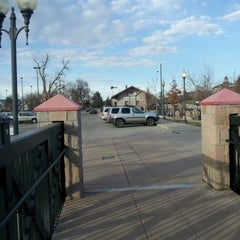 Photo taken at RTD Downtown Littleton Station by Patrick K. on 3/15/2012