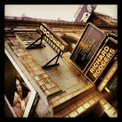 Photo taken at Richard Rodgers Theatre by Peeshepig on 12/25/2012