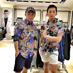 Photo taken at Zara by Jan Erin A. on 8/31/2014