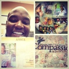 Photo taken at Compassion International by Albert R. on 6/3/2014