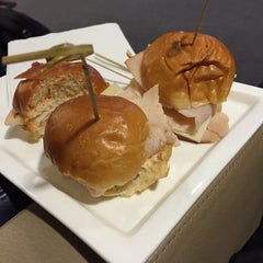 Photo taken at Lufthansa Business Lounge by Adam K. on 1/30/2015