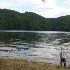 Photo taken at Ždáň by Michal on 6/15/2014