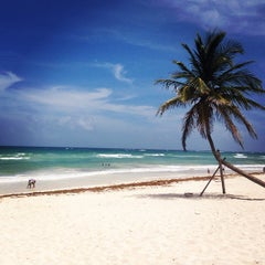 Photo taken at Maison Tulum by Antoine K. on 4/19/2015
