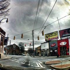 Photo taken at East Atlanta Village by SOS on 12/27/2012