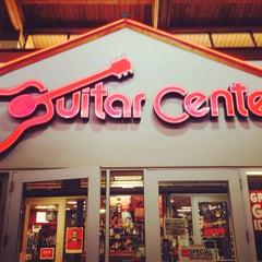 Photo taken at Guitar Center by Jaime L. on 12/14/2013