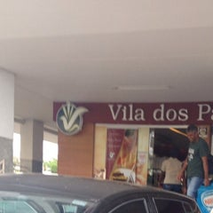 Photo taken at Vila dos Pães by Davidson M. on 2/14/2014