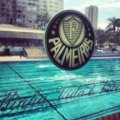 Photo taken at Sociedade Esportiva Palmeiras by Alexandre C. on 2/16/2013