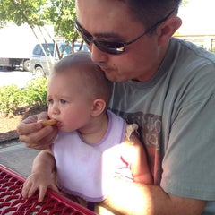 Photo taken at Cook-Out by Jeannie S. on 8/16/2014