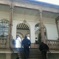 Photo taken at Presidencia Municipal De Tianguistenco by Edgar O. on 12/27/2012