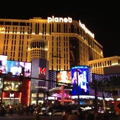 Photo taken at Planet Hollywood Resort & Casino by Daron B. on 10/2/2012