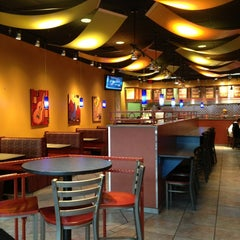 Photo taken at Pancheros Mexican Grill by Bruce on 6/1/2013