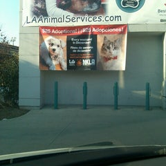 Photo taken at West LA Animal Shelter by Cherie L. on 12/22/2013