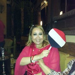 Photo taken at Sphinx Square | ميدان سفنكس by Manal G. on 6/7/2014