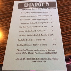 Photo taken at Targy's Tavern by Anna L. on 2/2/2014