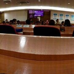 Photo taken at Pusat Pengajian Ilmu Pendidikan by Maxx Pixel on 11/25/2014