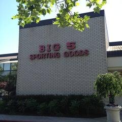 Photo taken at Big 5 Sporting Goods by John P. on 5/4/2013