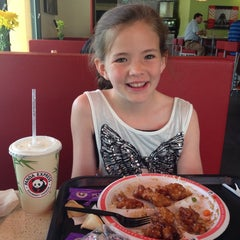 Photo taken at Panda Express by Rebecca L. on 5/27/2014
