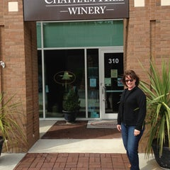 Photo taken at Chatham Hill Winery by jojogray on 4/8/2013