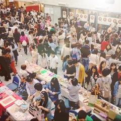 Photo taken at Jockey Club Creative Arts Centre (JCCAC) 賽馬會創意藝術中心 by Benjamin T. on 3/16/2013