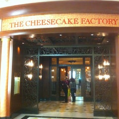 Photo taken at The Cheesecake Factory by Martin O. on 4/28/2013