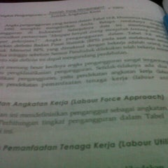 Photo taken at Universitas Batam (UNIBA) by Renaldy S. on 12/16/2013