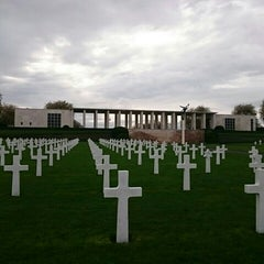 Photo taken at Henri-Chapelle American Cemetery and Memorial by Fia S. on 11/7/2015