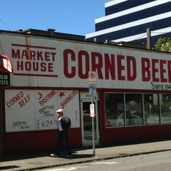 Photo taken at Market House Corned Beef by C.Y. L. on 6/3/2013