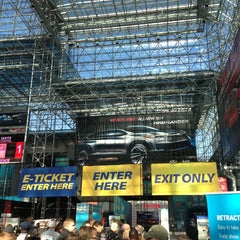 Photo taken at Jacob K. Javits Convention Center by Angie L. on 4/6/2013