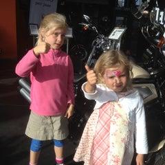 Photo taken at Harley-Davidson by Janick C. on 9/28/2014