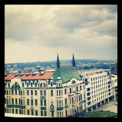 Photo taken at Caruso by Milica S. on 6/29/2013