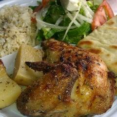 Photo taken at Greek Corner Restaurant by Cj D. on 3/23/2012