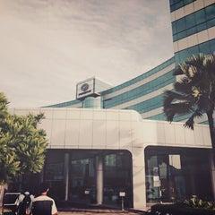 Photo taken at Perodua HQ Rawang by Muhammad R. on 8/19/2014