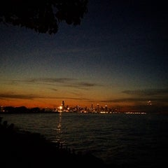Photo taken at Chicago's Lakefront (Hyde Park) by Zeke F. on 7/27/2014