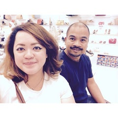 Photo taken at Hua Ho Department Store (Tanjung Bunut) by maurina h. on 12/24/2014
