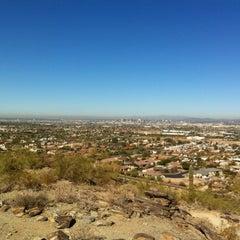 Photo taken at Mormon Trailhead by Devin C. on 11/23/2012