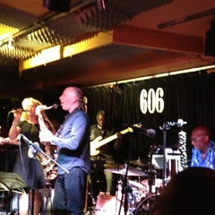 Photo taken at 606 Club by Gilberto G. on 6/7/2013