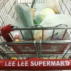 Photo taken at Lee Lee International Supermarket by Sue H. on 2/9/2013