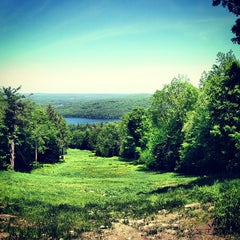 Photo taken at Wachusett Mountain State Park by Katie M. on 6/1/2013