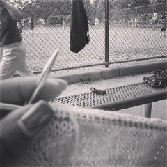Photo taken at Dunphy Field by Haizle W. on 5/21/2013