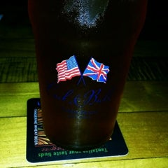 Photo taken at Cock & Bull Public House Glendale Village by Edward R. on 5/17/2015