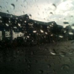 Photo taken at Exit 608 Persimpangan KLIA by Farid A. on 12/7/2012