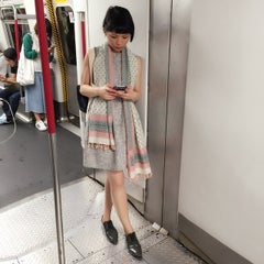 Photo taken at MTR Kowloon Bay Station 九龍灣站 by Valerie C. on 5/20/2015