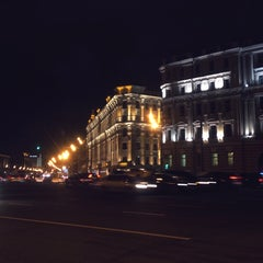 Photo taken at Район «Арбат» by 🦄 on 10/14/2015