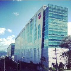 Photo taken at Bancolombia Dirección General by Sebastián C. on 9/28/2014