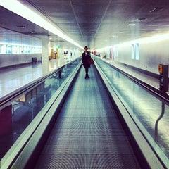 Photo taken at Terminal 3 by Paul M. on 11/21/2012